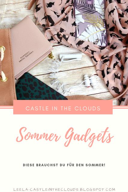 Sommer Gadgets Pinterest