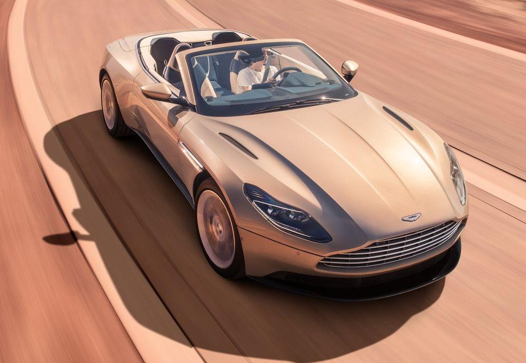 2019 Aston Martin Db11 Volante Autolibs