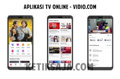 aplikasi tv online terbaru