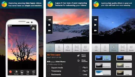 Aplikasi Untuk Membuat Video Time Lapse Terbaik Android-2