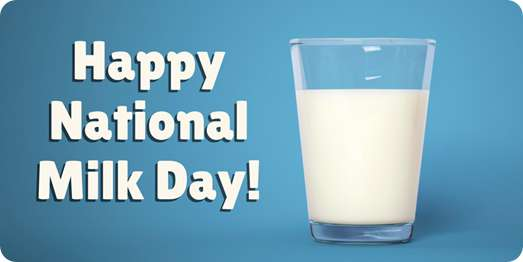 National Milk Day Wishes Photos