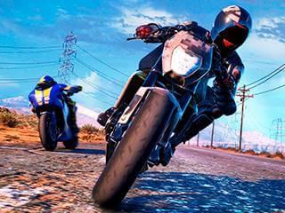 تحميل لعبة Moto Racing