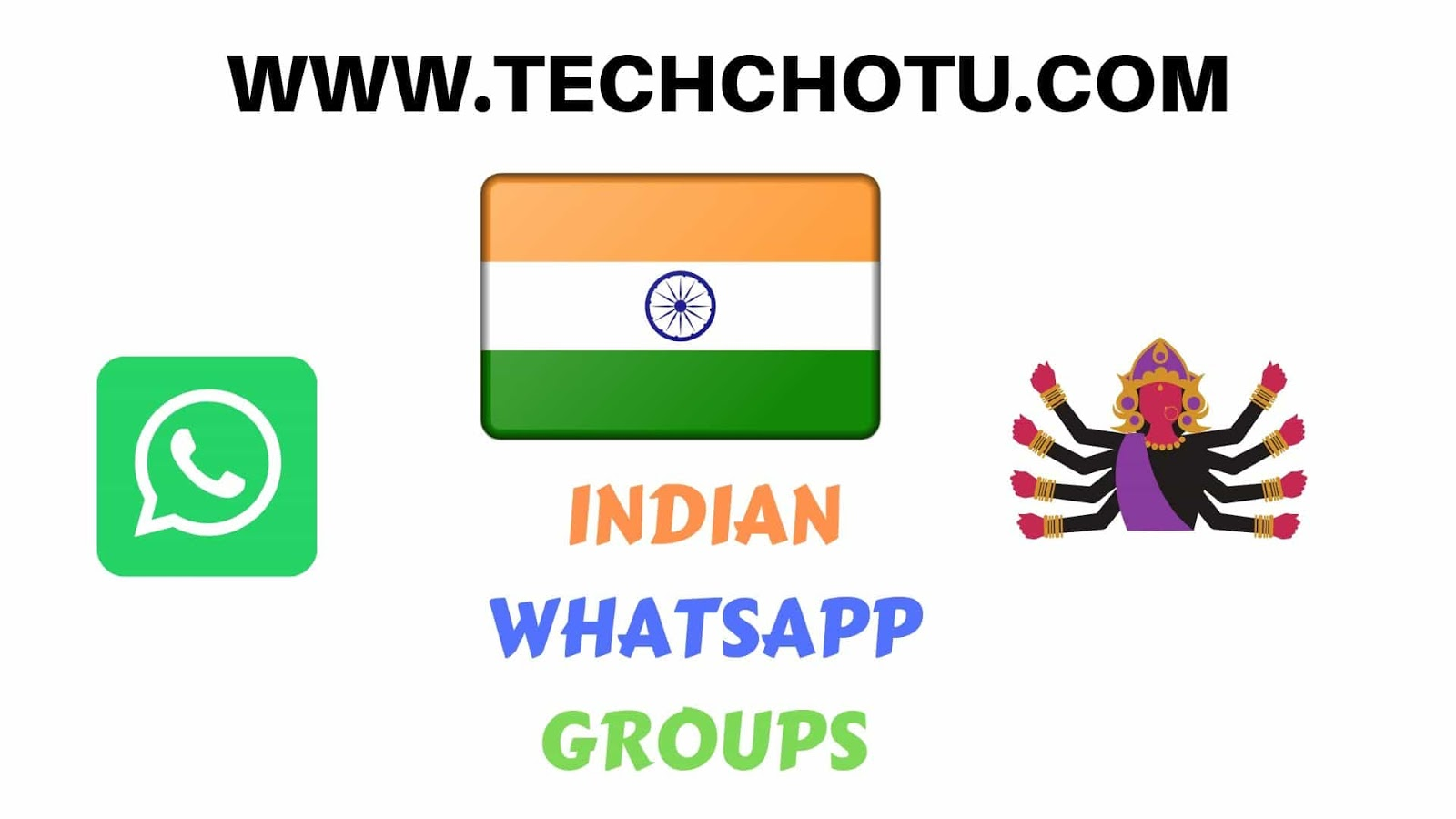 Indian Whatsapp Group Links - Techchotuwhatsapp Group -2691