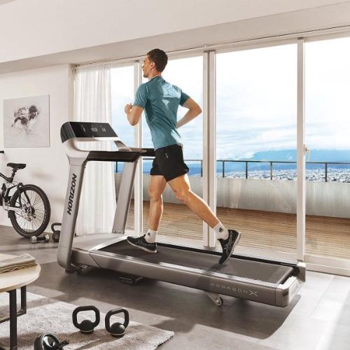 Beste loopband test Horizon Fitness