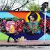 Alcalde establece reto de convertir el espacio público en galería urbana