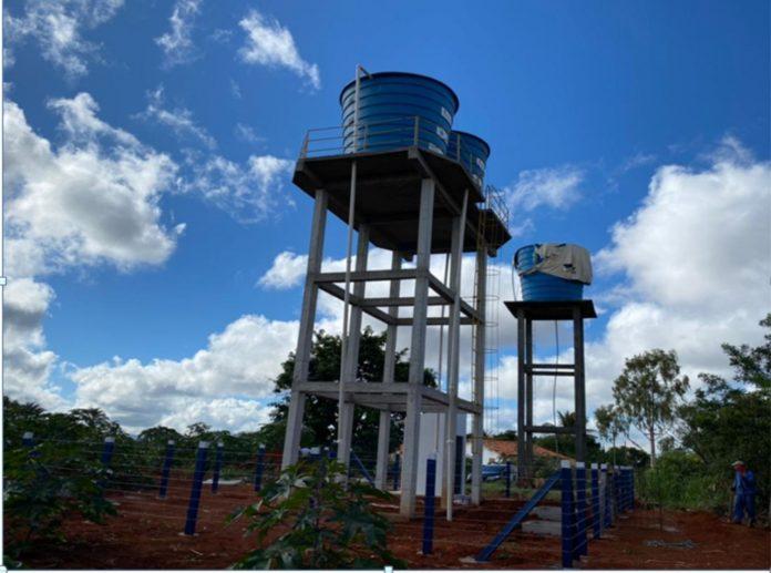 Governo investe em 42 novos sistemas de abastecimento de água no oeste
