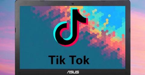 تيك توك للكمبيوتر
