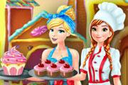 لعبة مصنع الكعك