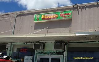 Helena's Hawaiian Food