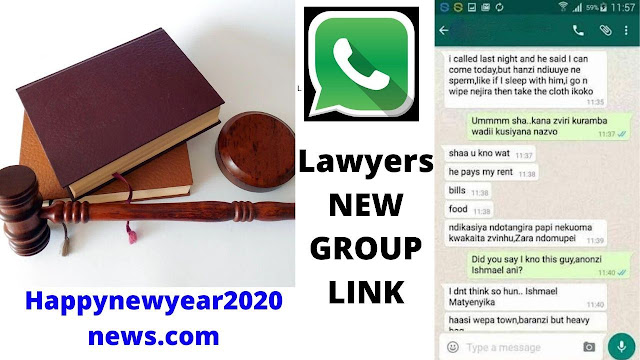 Best 30+ Lawyers WhatsApp Group Links Latest update