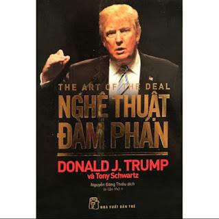 D. Trump - Nghệ Thuật Đàm Phán (Tái bản 2020) ebook PDF EPUB AWZ3 PRC MOBI