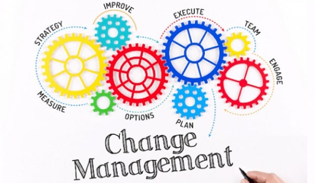 how to become change management consultant