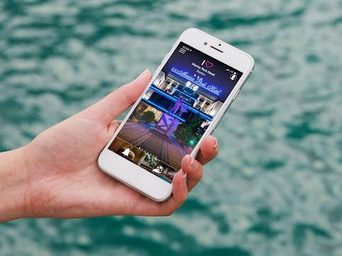 Мобильное приложение Marins Park Hotel
