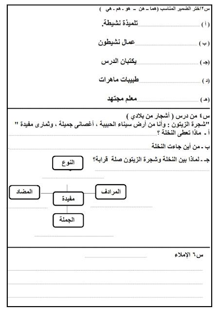 """لغة عربية: شيتات رصد الاتقان للصفوف الاولية  """"الاول والثاني والثالث الابتدائي""""  نوفمبر 2015 %25D8%25B1%25D8%25B5%25D8%25AF_003"""