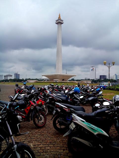 Monas, Simbol Kota Jakarta - Blog Mas Hendra