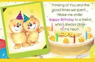 Greeting card kartu ucapan ulang tahun dalam bahasa Inggris - berbagaireviews.com
