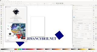Inkscape versi 1.0 yang masih 1.0.2