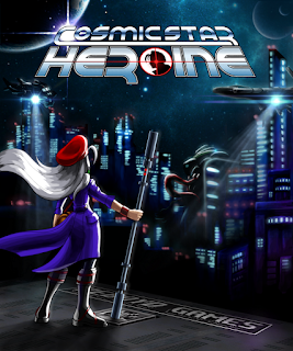 Review Cosmic Star Heroine