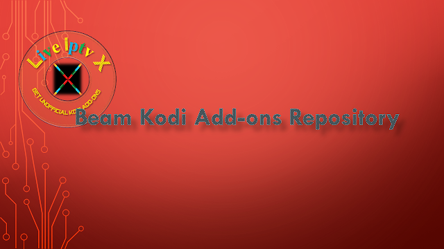 Beam Kodi Add-ons Repository