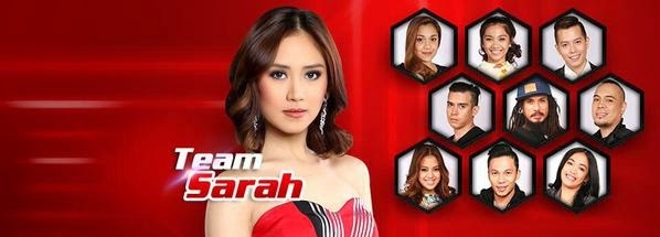 Team Sarah Knockout Round