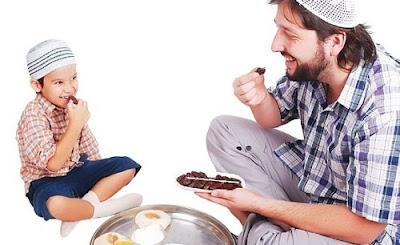 12 Cara Melatih Dan Mengajari Anak Berpuasa
