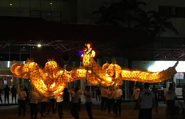Chinese New Year Celebration in Jakarta