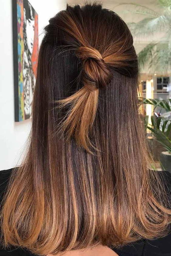 Hair Color – Tiger Eye Hair