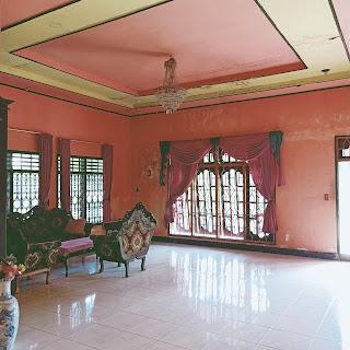 Ruang Tamu Rumah Second - Hadap Timur - Jual Tanah Aja - Lokasi Jl. Perwira Gatot Subroto Medan Sumatera Utara