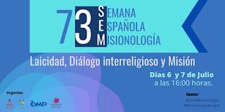 Semana Misionología Burgos 2021