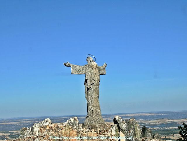 Cristo Rei Serra da Marofa