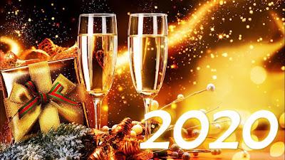 Feliz Año Nuevo 2020// Happy New Year 2020