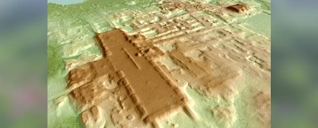 Το μεγαλύτερο και παλαιότερο μνημείο των Μάγια που ανακαλύφθηκε ποτέ στο Μεξικό