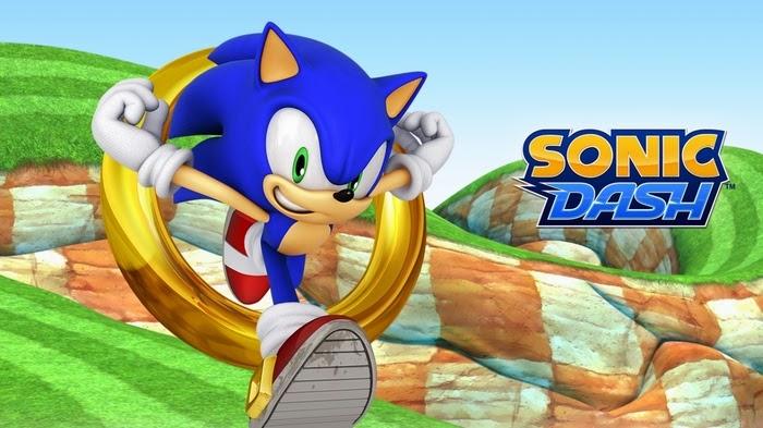 Sonic Dash v2.4.1.Go APK Data (Mod Money)  یاری بۆ ئهندرۆید