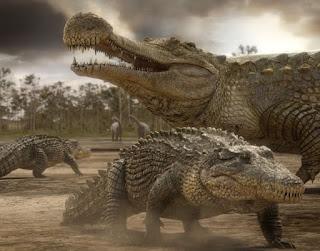El cocodrilo más grande que ha existido