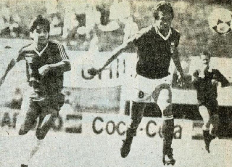 Bolivia y Chile en Copa América 1989, 8 de julio