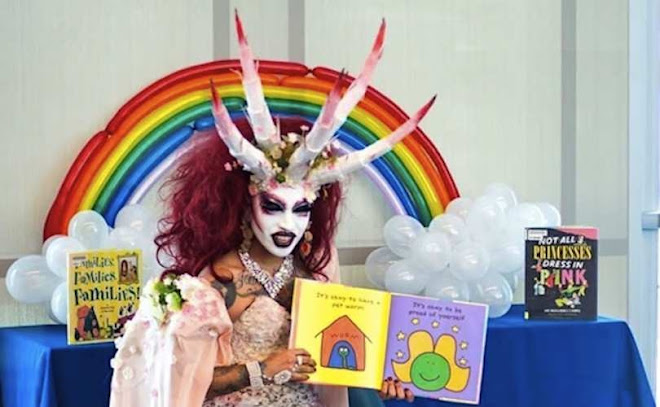 """Children's court judge and organizer of """"Drag Queen Story Hour"""" charged with seven counts of child pornography possession"""