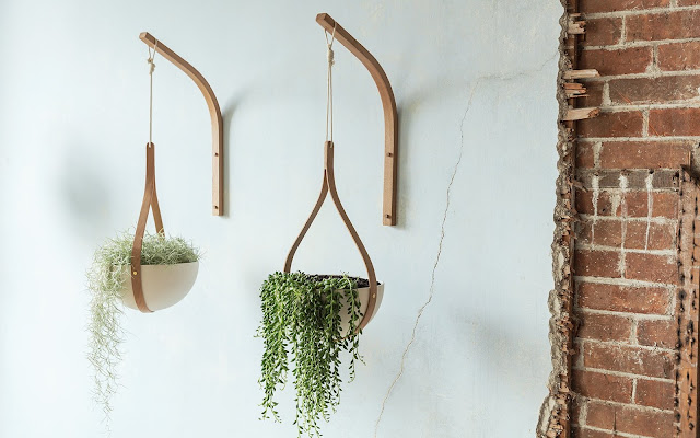 Morvah Wall Hanging Planters