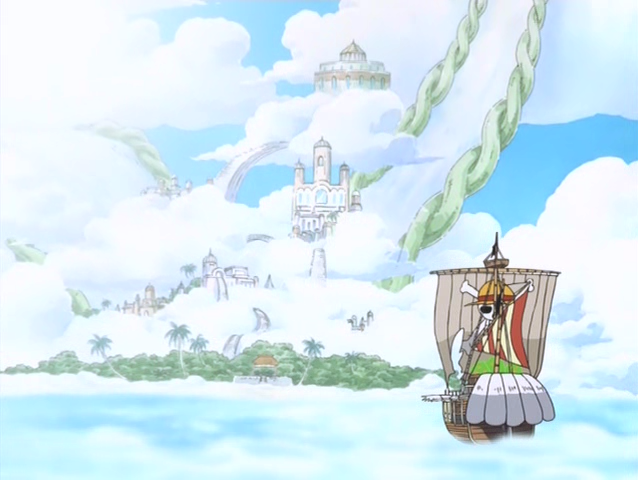 One Piece – Arc Skypiea