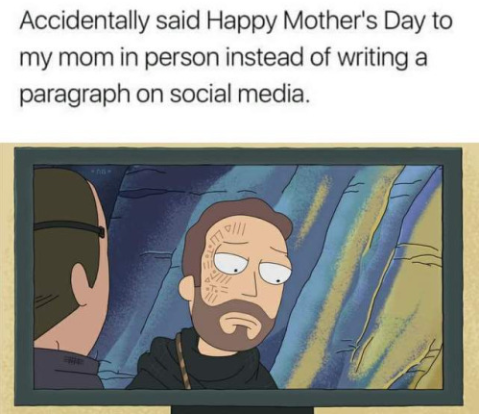 Best Mothers Day memes 2018