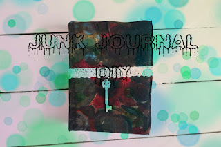 Junk journal DIY