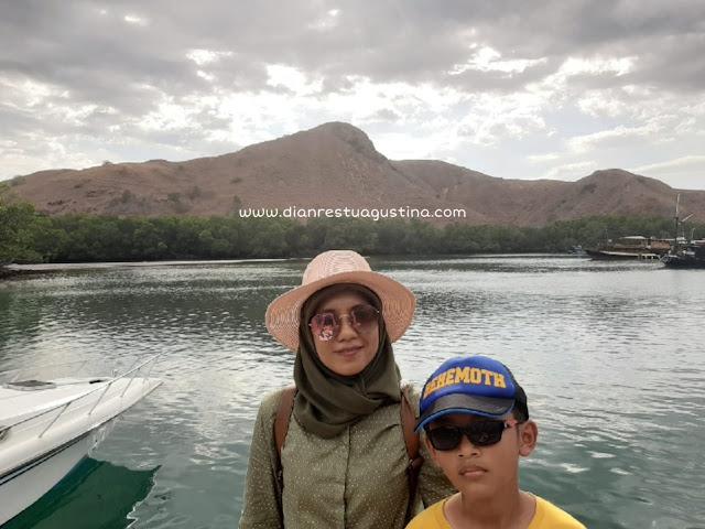 Tips aman ke Pulau Rinca