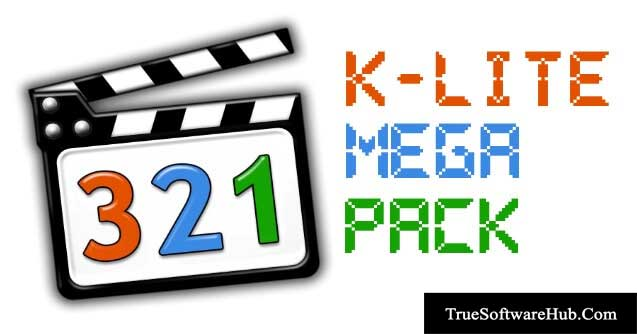 Download K-Lite Mega Codec Pack 2019