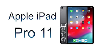 مواصفات جهاز apple ipad pro 11