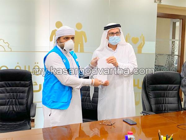 Gulf, News, Marcus ICF delegates honored by Watani Al Emarat