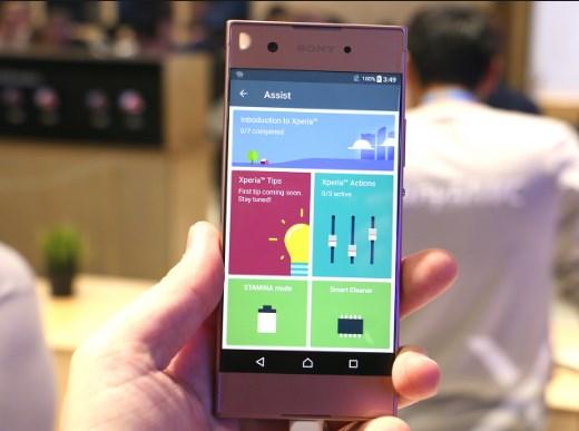 Sony Hadirkan Aplikasi Xperia Assist di Google Play Store