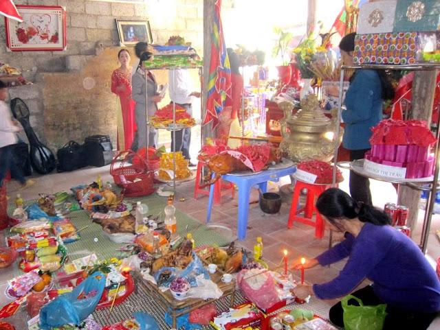 Lễ hội đền thờ Hoàng Lục