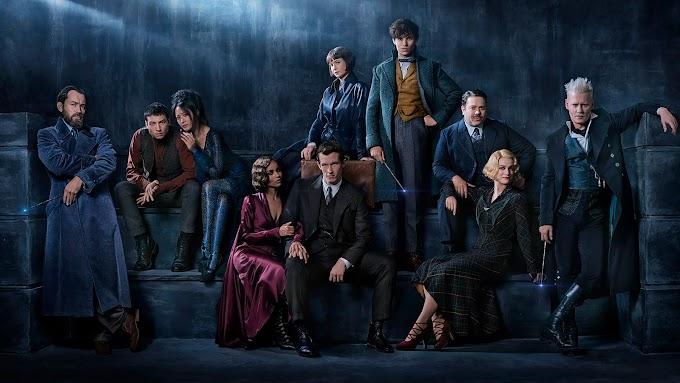 """Lista dos atores e personagens de """"Os Crimes de Grindelwald"""" é revelada, com uma personagem de Harry Potter"""