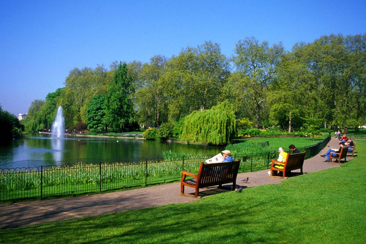 Tourism: Hyde Park London