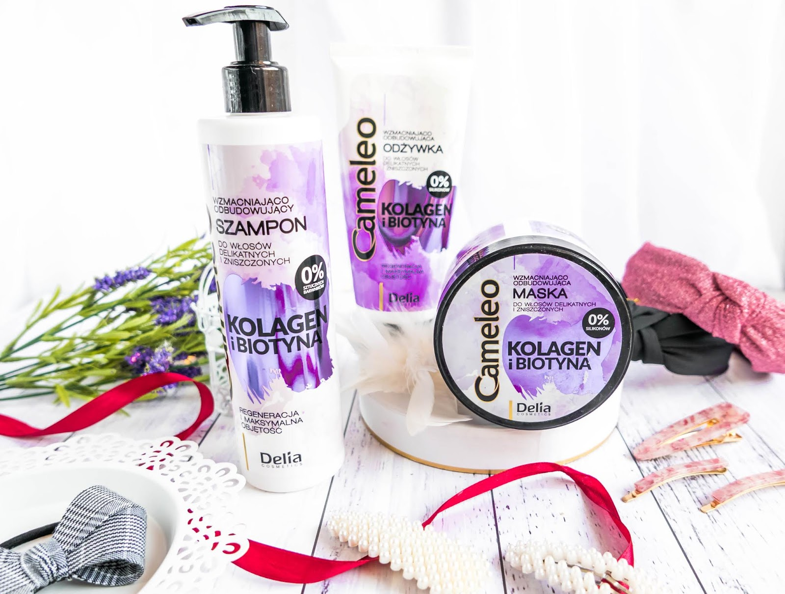 kosmetyki do włosów suchych i kręconych