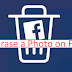 How to Erase a Photo on Facebook